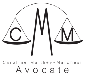 Me Caroline Matthey-Marchesi Avocate Oron